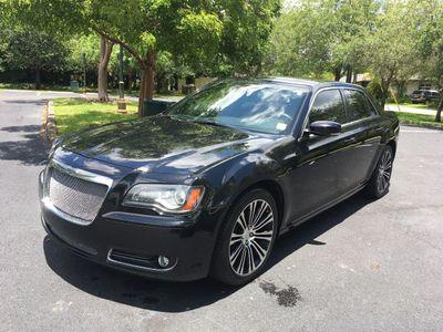 2012 Chrysler 300 4dr Sedan V6 300S RWD