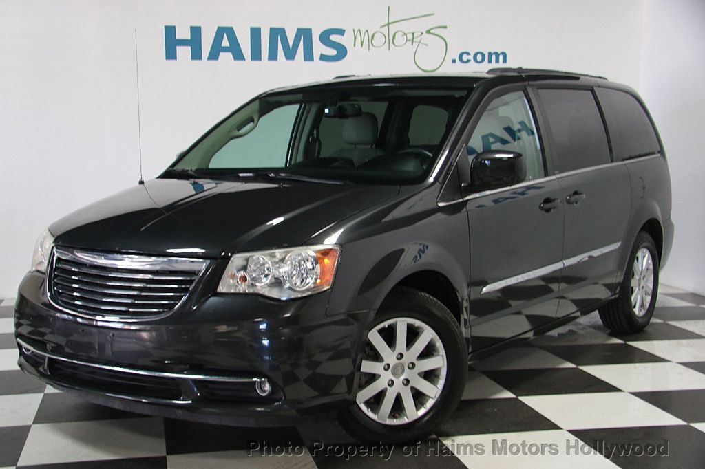 2012 used chrysler town country 4dr wagon touring at haims motors hollywood serving fort. Black Bedroom Furniture Sets. Home Design Ideas