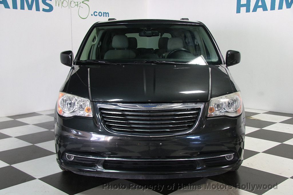 2012 Chrysler Town & Country 4dr Wagon Touring - 17019826 - 2