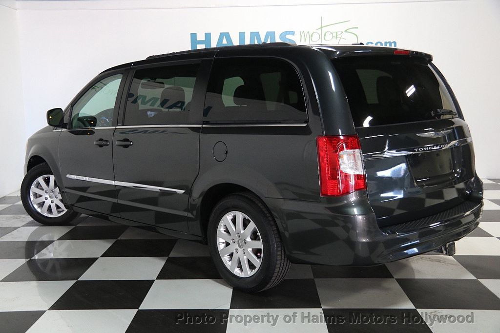 2012 Chrysler Town & Country 4dr Wagon Touring - 17019826 - 4