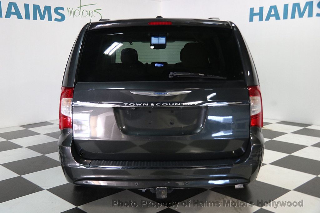 2012 Chrysler Town & Country 4dr Wagon Touring - 17019826 - 5
