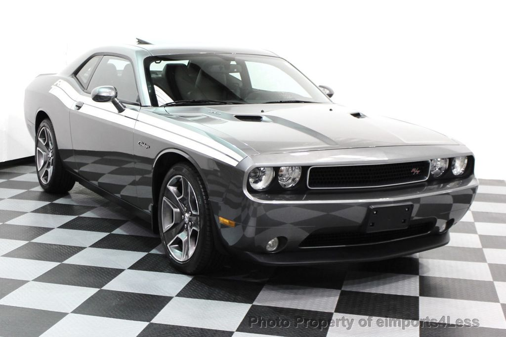 2012 used dodge challenger certified challenger r t hemi v8 sunroof coupe at eimports4less. Black Bedroom Furniture Sets. Home Design Ideas