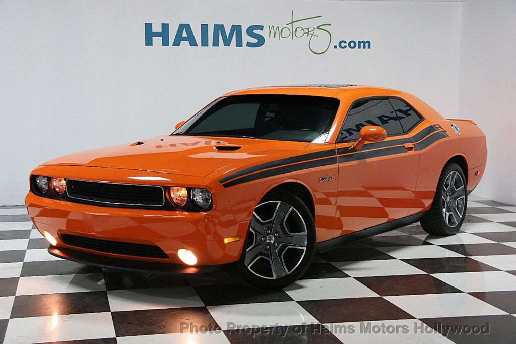 2012 used dodge challenger r t at haims motors hollywood. Black Bedroom Furniture Sets. Home Design Ideas