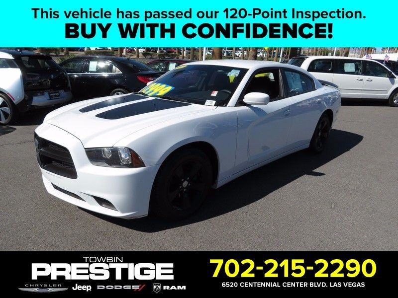 2012 Dodge Charger 4dr Sedan SE RWD - 16912168 - 0