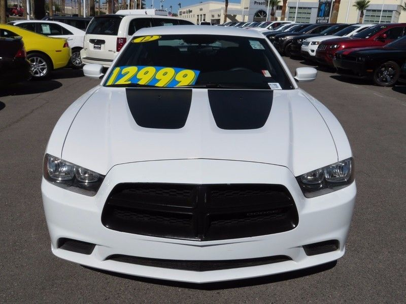 2012 Dodge Charger 4dr Sedan SE RWD - 16912168 - 1
