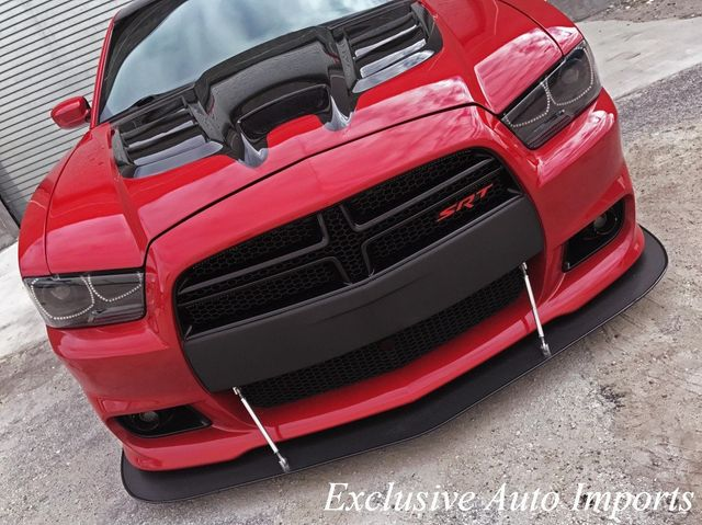 2012 Dodge Charger SUPERCHARGED SRT-8 6.4L HEMI V8 1-OWNER SHOWCAR HELLCAT - Click to see full-size photo viewer