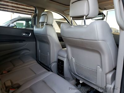 2012 Dodge Durango 2WD 4dr Crew - Click to see full-size photo viewer
