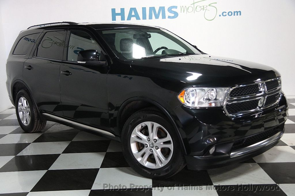 2012 used dodge durango awd 4dr crew at haims motors ft lauderdale serving lauderdale lakes fl. Black Bedroom Furniture Sets. Home Design Ideas