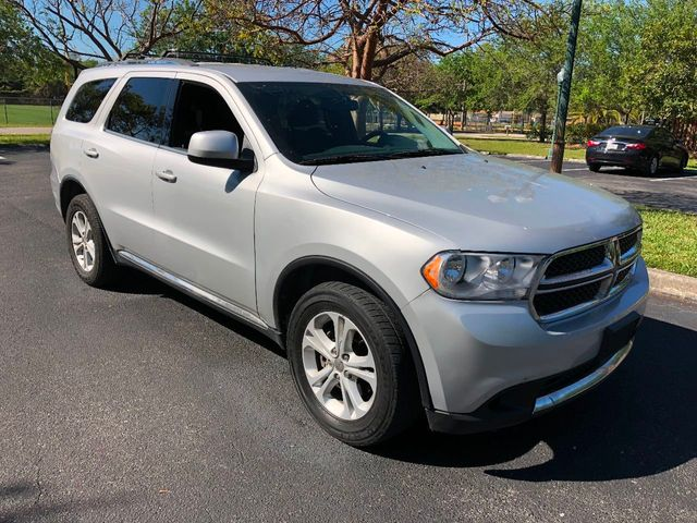 2012 Dodge Durango AWD 4dr SXT - Click to see full-size photo viewer