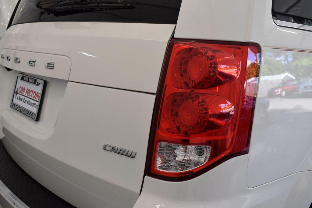 2012 Dodge Grand Caravan 4dr Wagon Crew - 18112050 - 1