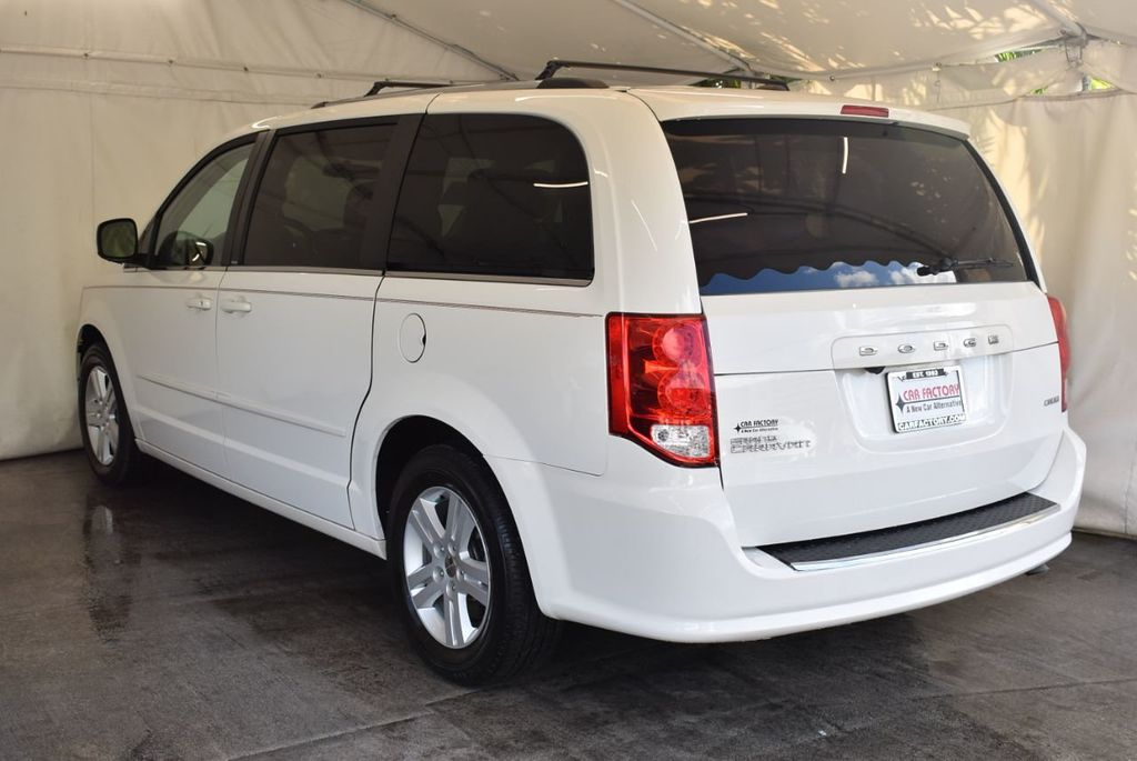2012 Used Dodge Grand Caravan 4dr Wagon Crew At Car Factory Outlet
