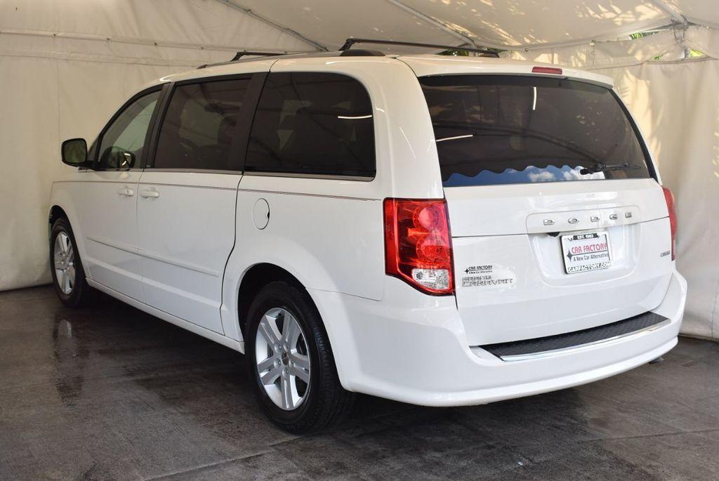 2012 Dodge Grand Caravan 4dr Wagon Crew - 18112050 - 3