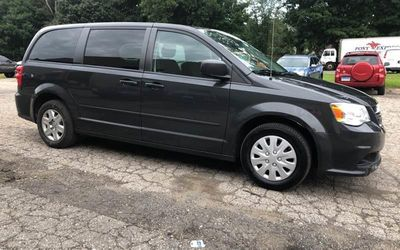 2012 Dodge Grand Caravan 4dr Wagon SE - Click to see full-size photo viewer