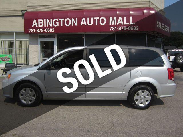 2012 Used Dodge Grand Caravan Se At Abington Auto Mall Iid 17995087