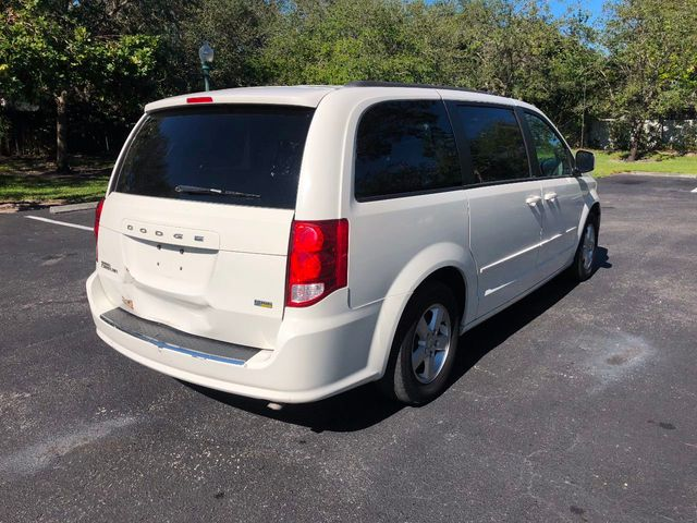 2012 Dodge Grand Caravan SXT - Click to see full-size photo viewer