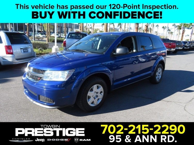 2012 Dodge Journey FWD 4dr SE - 16882576 - 0