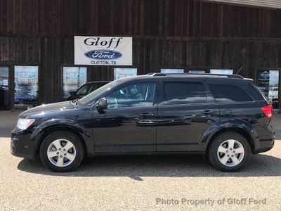 2012 Dodge Journey FWD 4dr SXT Sedan