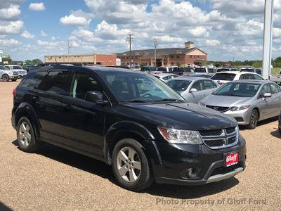 2012 Dodge Journey FWD 4dr SXT - Click to see full-size photo viewer