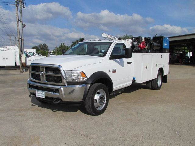 2012 Dodge Ram 4500 Fuel - Lube Truck 4x4 - 11146219 - 5