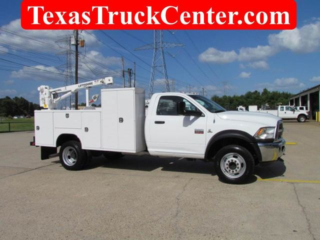 2012 Dodge Ram 4500 Mechanics Service Truck 4x4 - 14388859 - 0