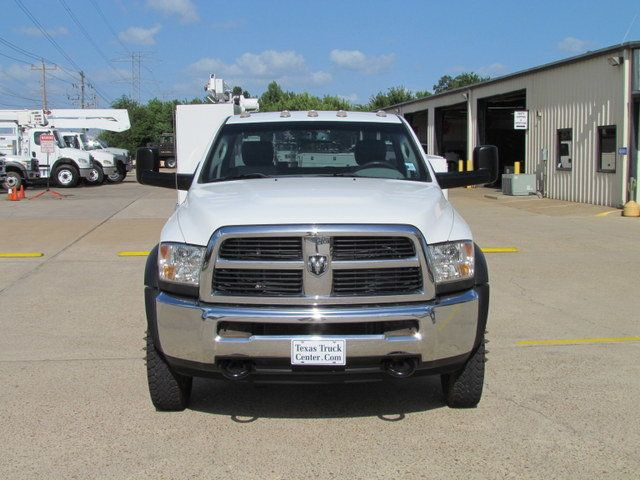 2012 Dodge Ram 4500 Mechanics Service Truck 4x4 - 14388859 - 2
