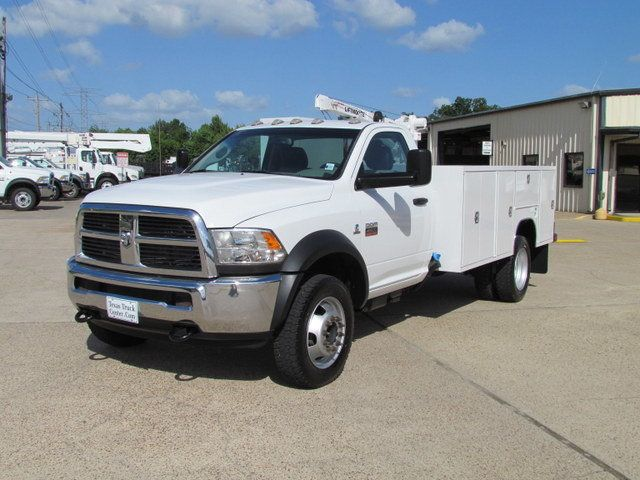 2012 Dodge Ram 4500 Mechanics Service Truck 4x4 - 14388859 - 3