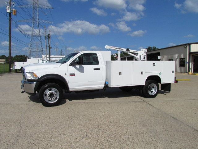 2012 Dodge Ram 4500 Mechanics Service Truck 4x4 - 14388859 - 4