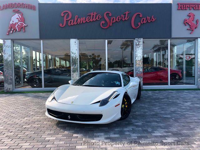 Used Ferrari For Sale >> Used Ferrari At Palmetto Sport Cars Serving Miami Fl