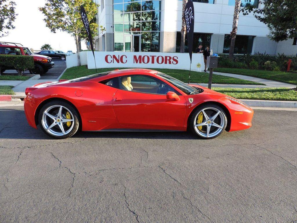 2012 Ferrari 458 Italia Coupe  - 12384852 - 0