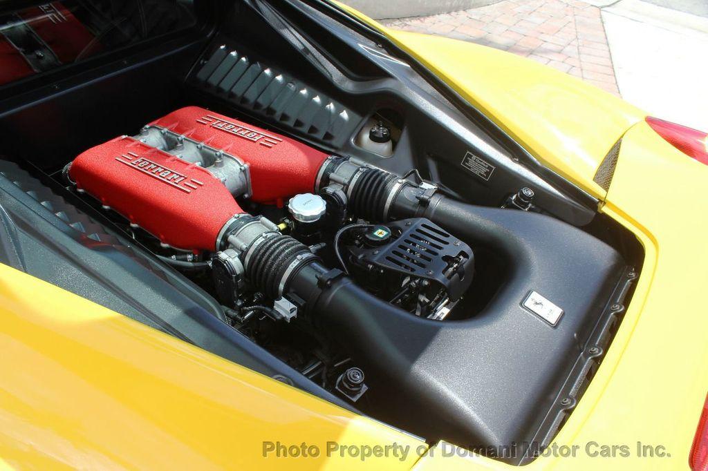 2012 Used Ferrari 458 Italia Only 8k Miles Beautiful 458 Italia