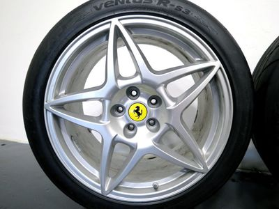 2012 Ferrari 458-430-599 FERRARI WHEELS - Click to see full-size photo viewer
