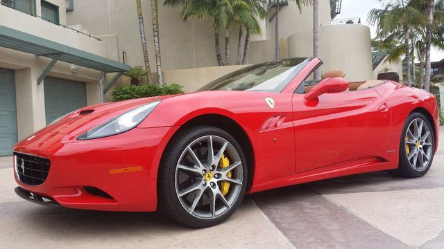 2012 Ferrari California 2dr Convertible - 15446477 - 41