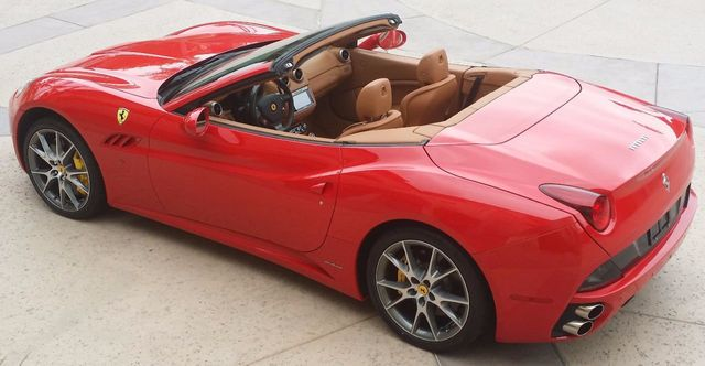 2012 Ferrari California 2dr Convertible - 15446477 - 42