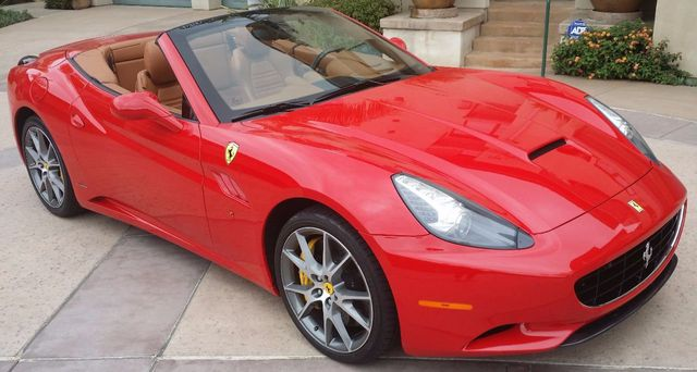 2012 Ferrari California 2dr Convertible - 15446477 - 44
