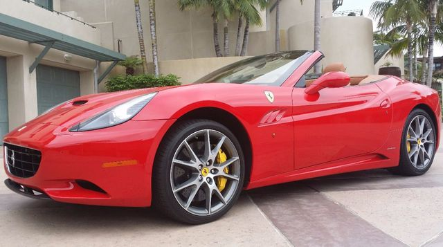 2012 Ferrari California 2dr Convertible - 15446477 - 47