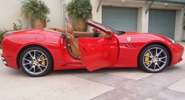 2012 Ferrari California 2dr Convertible - 15446477 - 5