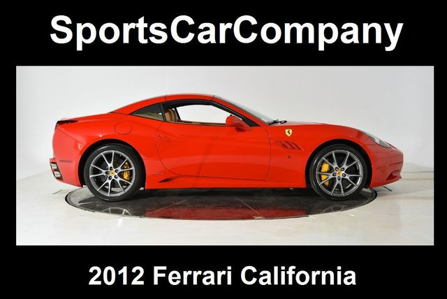 2012 Ferrari California 2dr Convertible - 15836608 - 1