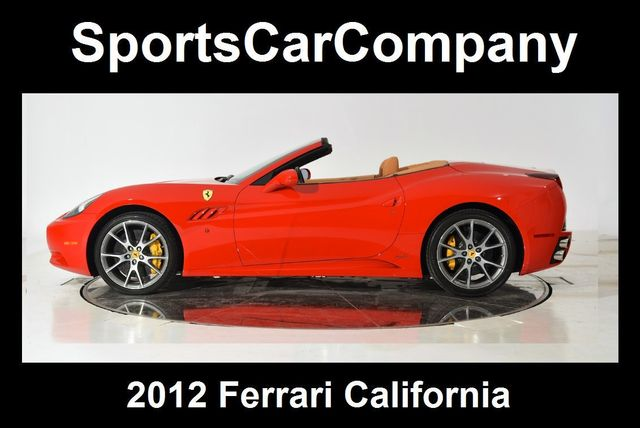 2012 Ferrari California 2dr Convertible - 15836608 - 2