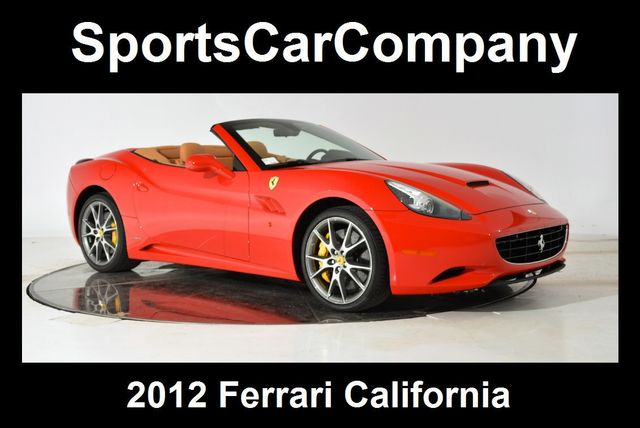2012 Ferrari California 2dr Convertible - 15836608 - 3