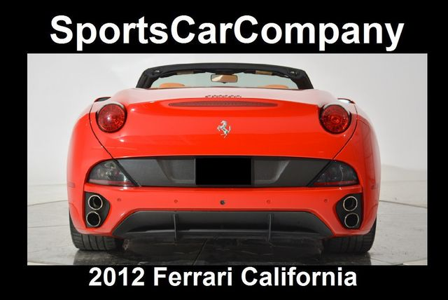2012 Ferrari California 2dr Convertible - 15836608 - 4
