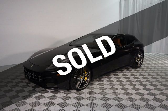 Safe Car Gov >> 2012 Used Ferrari FF 2dr Hatchback at Kip Sheward ...