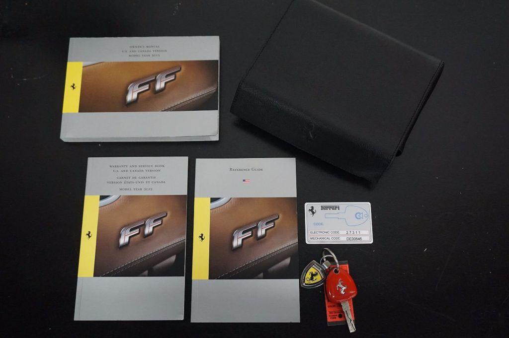2012 Ferrari FF 2dr Hatchback - 15751693 - 51