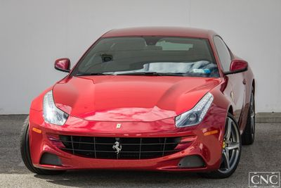 2012 Ferrari FF Hatchback Coupe