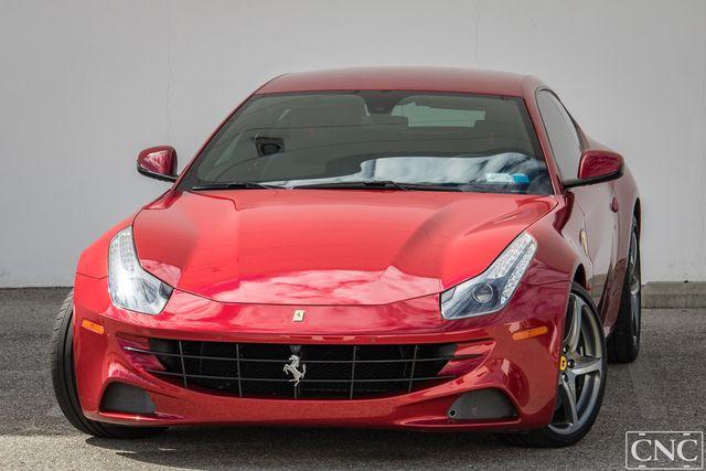 2012 Ferrari FF Hatchback