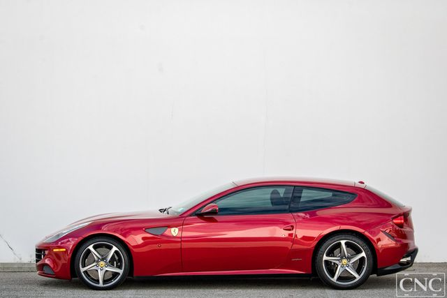 2012 Ferrari FF Hatchback - Click to see full-size photo viewer
