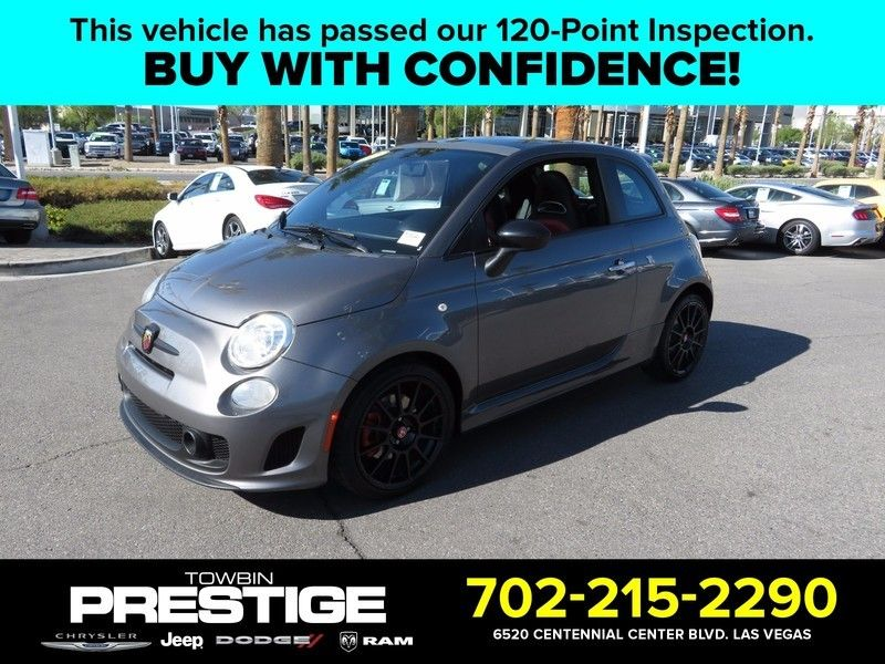 2012 FIAT 500 2dr Hatchback Abarth - 16838132 - 0