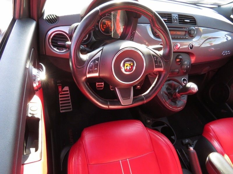 2012 FIAT 500 2dr Hatchback Abarth - 16838132 - 11