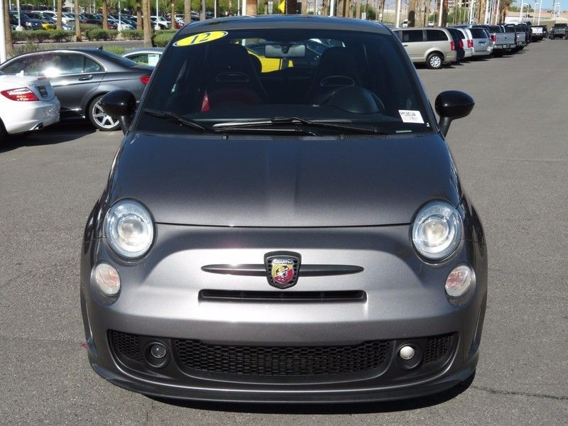 2012 FIAT 500 2dr Hatchback Abarth - 16838132 - 1