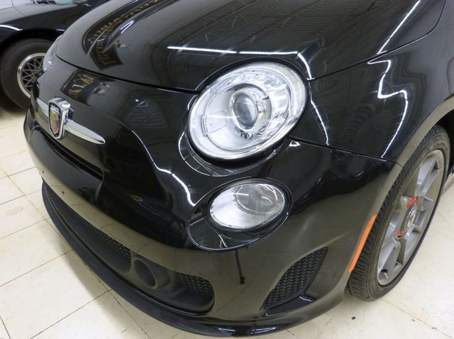 2012 Fiat 500 2dr Hatchback Abarth - Click to see full-size photo viewer