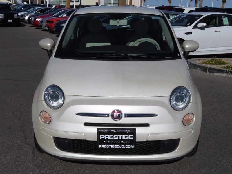 2012 FIAT 500 2dr Hatchback Pop - 17104137 - 1